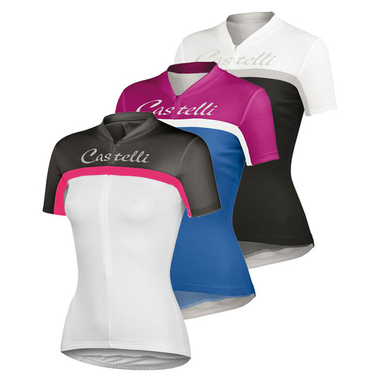 6e771ae2f Castelli Promessa Short Sleeve Womens Jersey Christmas gift store