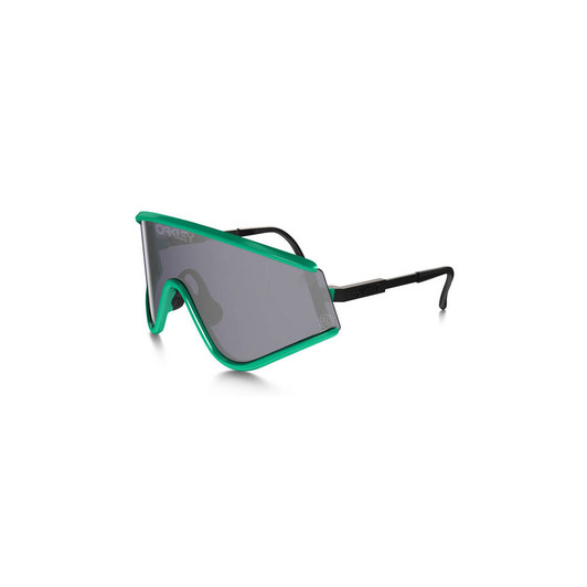 2361c1e6f1 Oakley Special Edition Heritage Eyeshade Seafoam with Grey Lens ...