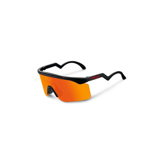 0b8081856a Oakley Special Edition Heritage Razor Blades Black Fire Iridium Lens ...