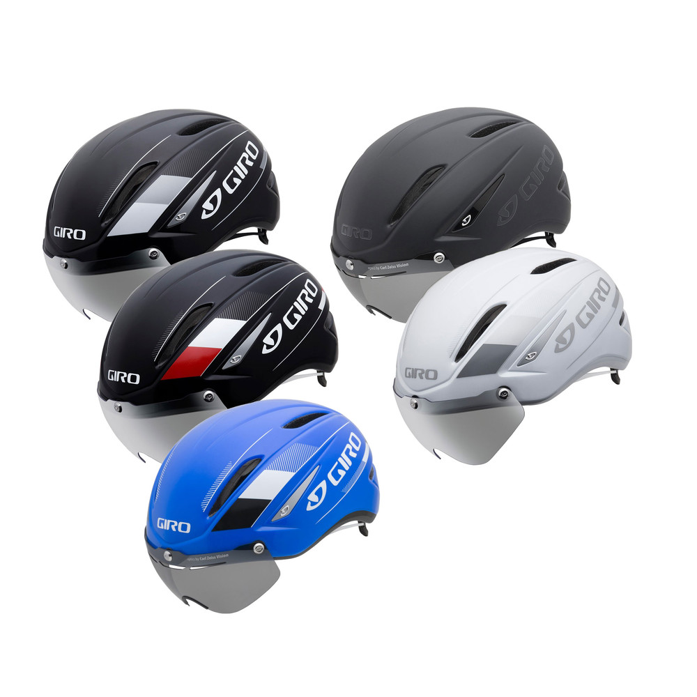 Giro Air Attack Road Helmet  With Shield