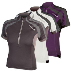 Endura Hummvee Womens Short Sleeve Jersey