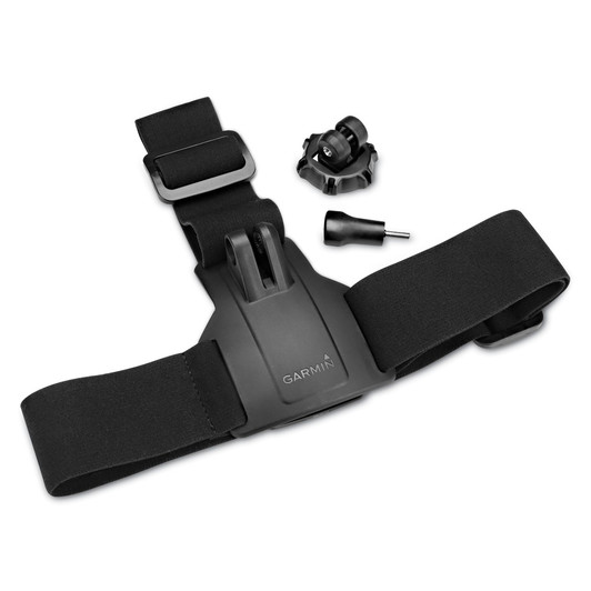Garmin VIRB Action Camera Head Strap Mount