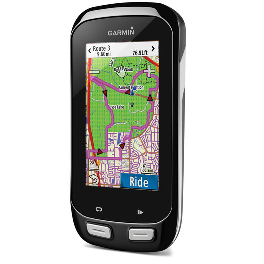 Garmin Edge 1000 GPS Enabled Computer - Performance Bundle