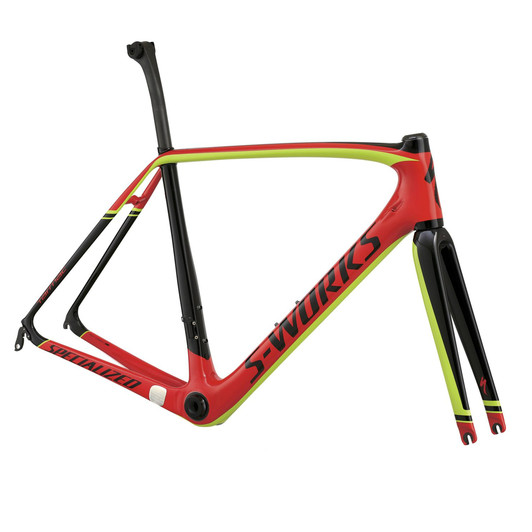 Specialized S-Works Tarmac Frameset 2017