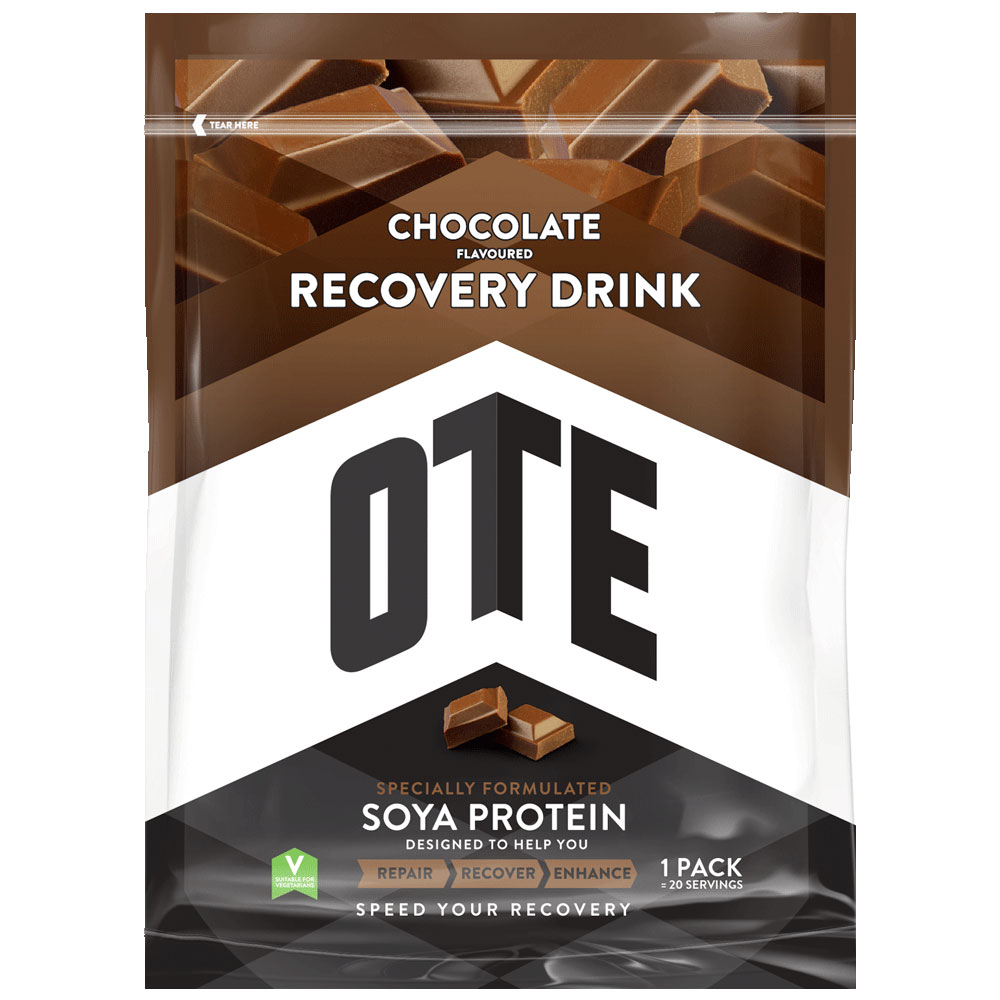 OTE  Soya Powdered Protein Recovery Drink 1kg