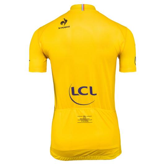 ... Le Coq Sportif Tour De France Official Jersey 2014 - Yellow a6f57456e