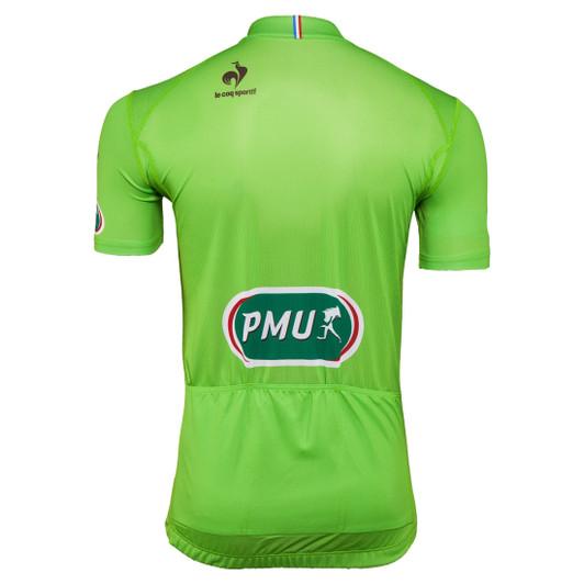 ... Le Coq Sportif Tour De France Official Jersey 2014 - Green 5136477c7