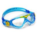 Aqua Sphere Vista Clear Lens Junior Swimming Goggles