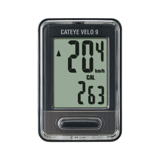 Cateye Velo 9 Bike Computer