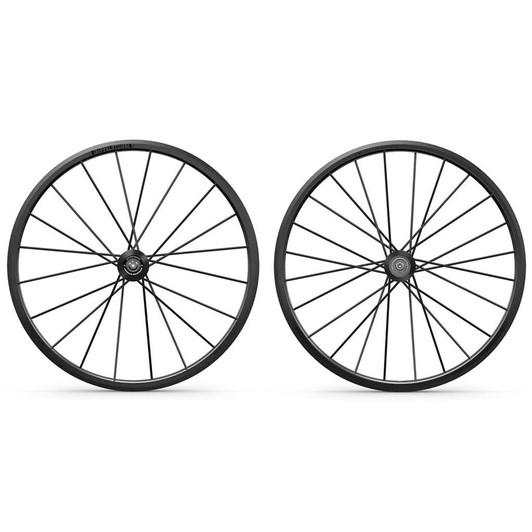 Lightweight Gipfelsturm Tubular Wheelset Schwarz (Black) Edition