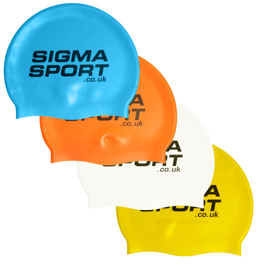 Sigma Sports Silicone Swim Cap By Blueseventy