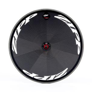 Zipp Super-9 Disc Rear Wheel Carbon Clincher 10/11 Speed White Decal 2019