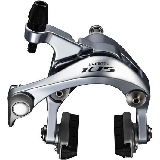 Shimano 105 5800 Front Brake Caliper - Silver
