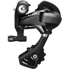 Shimano 105 5800 Rear Derailleur Medium Cage Max 32T - Black