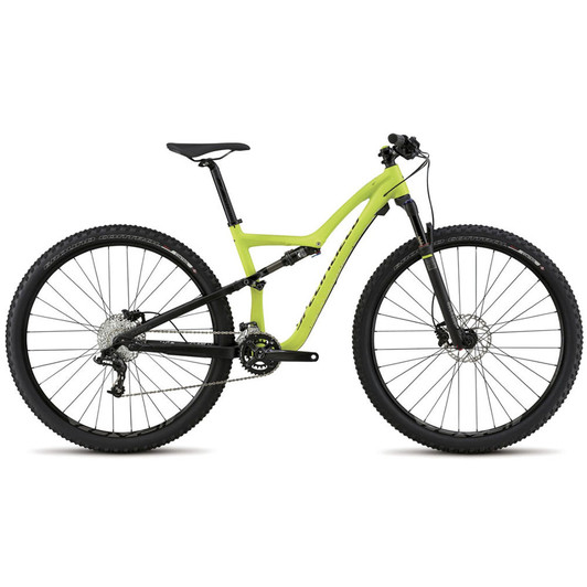 Specialized Rumor FSR Comp Womens Mountain Bike 2015