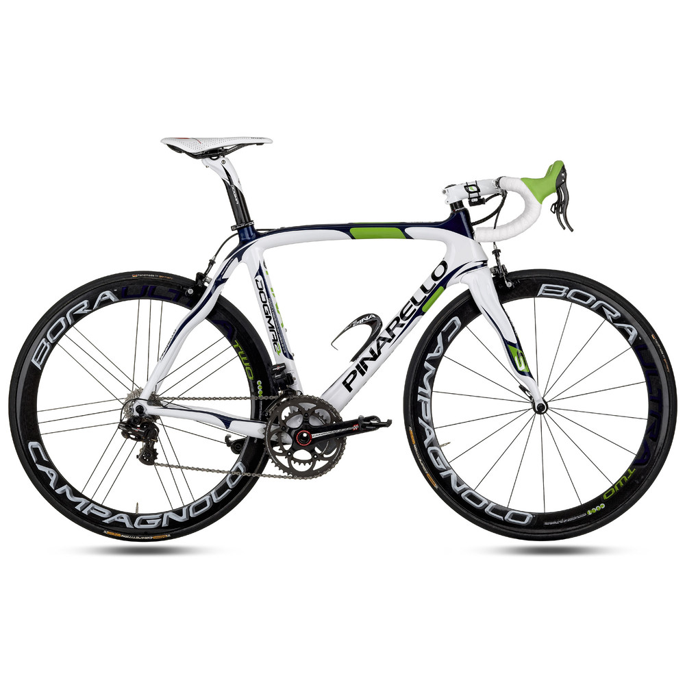 Pinarello Dogma 2 Campagnolo Super Record EPS Bicycle 2012
