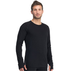 Icebreaker Sprint Crewe Long Sleeve Base Layer