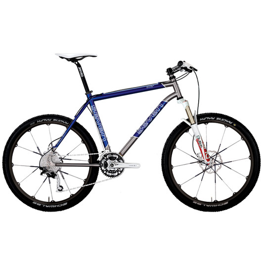 Seven Cycles Sola S MTB Frame   Sigma Sports
