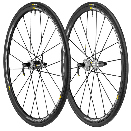 Mavic Ksyrium Pro Disc Centre Lock 25 WTS Clincher Wheelset 2015
