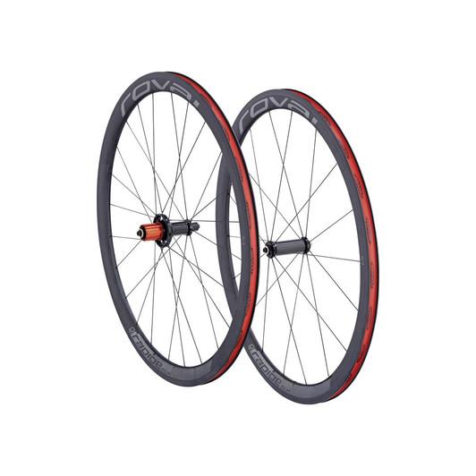 Roval Rapide CLX 40 Carbon Clincher Wheelset