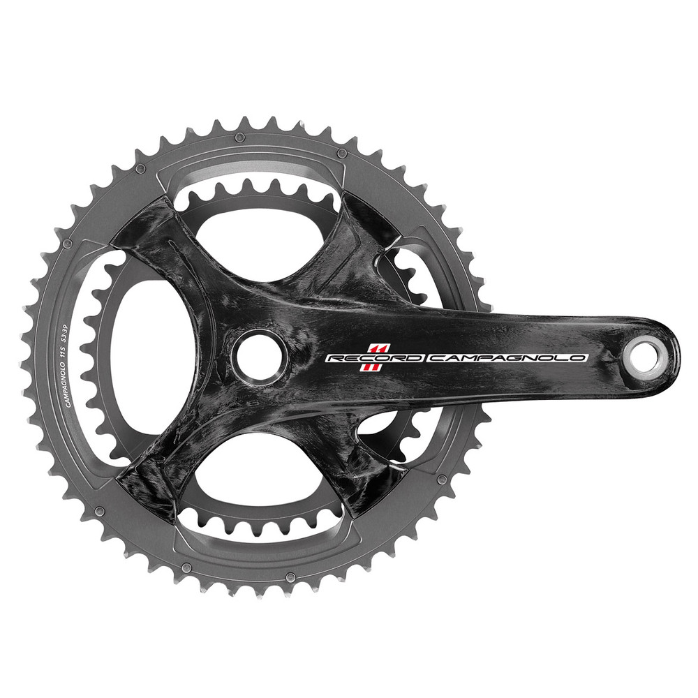 Campagnolo Record Ultra Torque 11 Speed Carbon Chainset