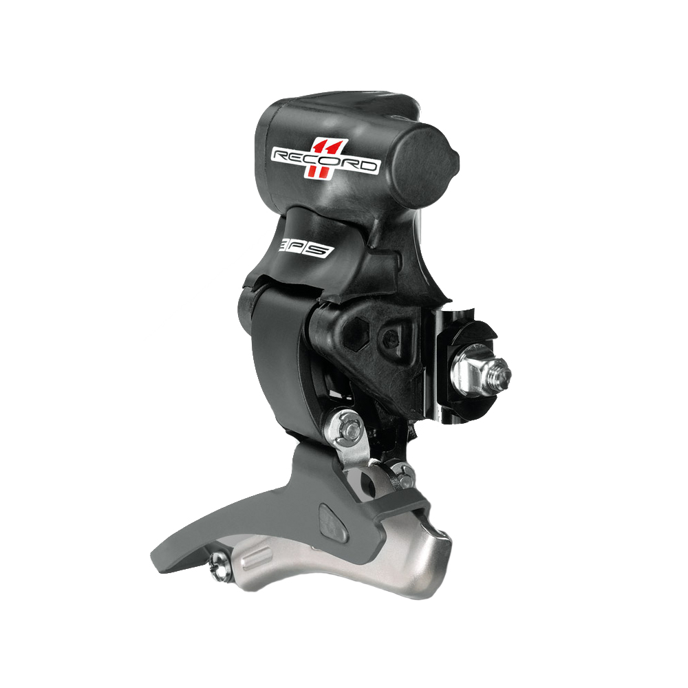 Campagnolo Record 11 Speed EPS Braze-On Front Derailleur