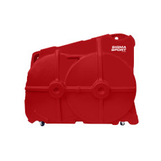 Bike Box Alan Bike Transport Case (Red)