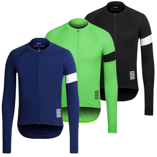 92039c441 Rapha Long Sleeve Pro Team Jersey AW14