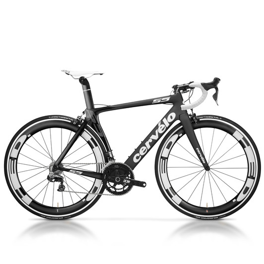 Cervelo S5 Dura Ace Di2 Road Bike 2017