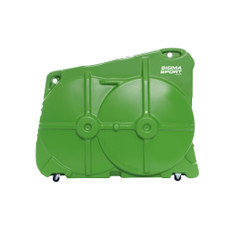Bike Box Alan Bike Transport Case (Lime Green)