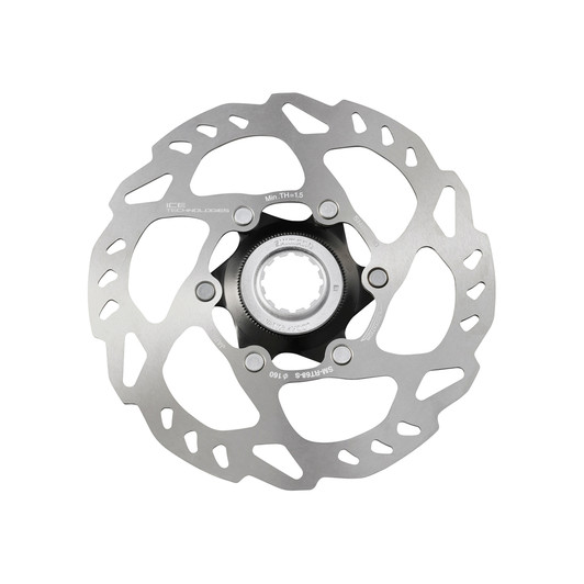 Shimano SM-RT68 Ice Tech Centre-Lock Disc Rotor, 160 Mm