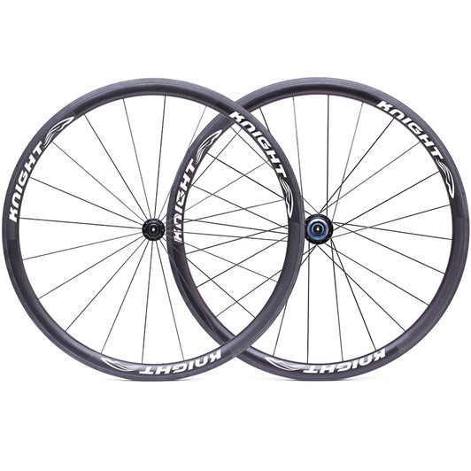 Knight Composites 35 Carbon Clincher DT240 Wheelset