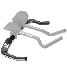 3T Cycling Vola Pro Basebar Only Aluminium