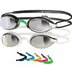 Zoggs Fusion Air Mirror Lens Goggles