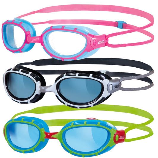 a01e6d9d5da Zoggs Predator Junior Swimming Goggles