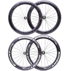 Knight Composites 65 Carbon Clincher DT240 Wheelset