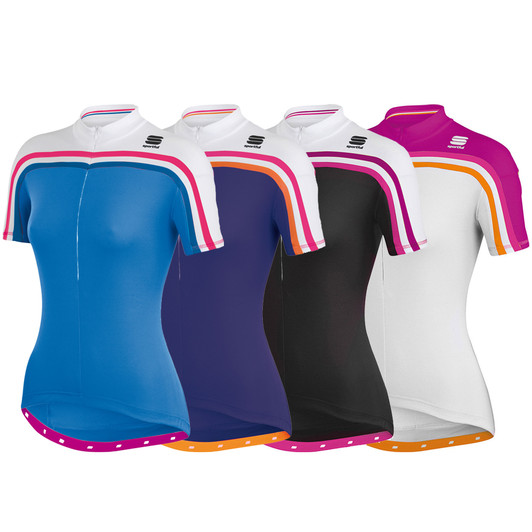 Sportful Allure Womens Short Sleeve Jersey