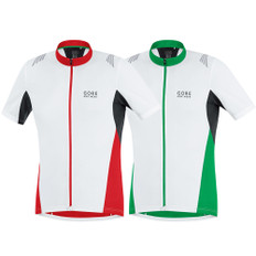 Gore Bike Wear Element Full-Zip Short Sleeve Jersey