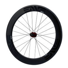ENVE SES 6.7 Clincher Rear 24H CK Red Hub Shimano Ceramic