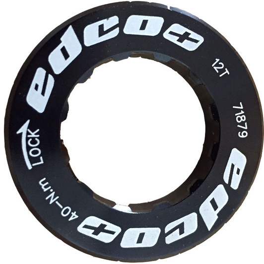Edco Locknut For Campagnolo Cassette 11 Speed