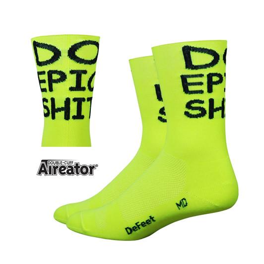 DeFeet Aireator Tall Do Epic Sh! Socks