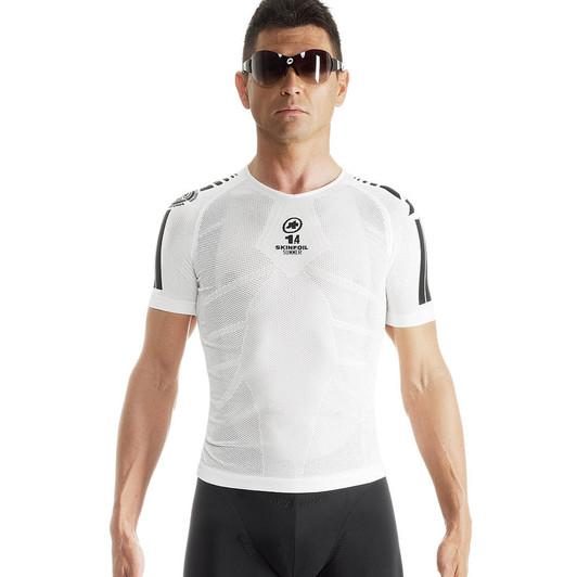 Assos SkinFoil Summer S7 Short Sleeve Base Layer