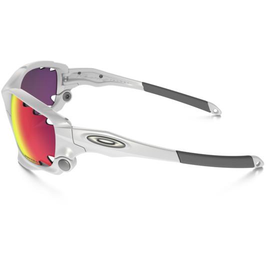 26152ccb11177 ... Oakley Racing Jacket Glasses Matt White With PRIZM Road Lens ...