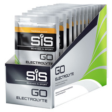 Science in Sport GO Electrolyte Sachet Box of 18 x 40g Tropical
