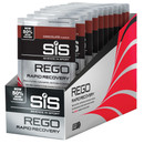 Science In Sport REGO Rapid Recovery Sachet Box Of 18x50g Chocolate