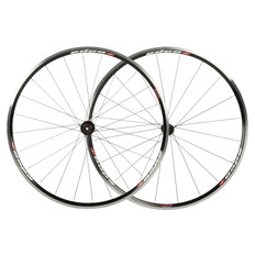 Edco Optima Roches White Clincher Wheelset