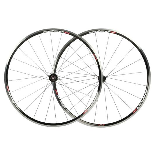 Edco Optima Roches White Clincher Wheelset