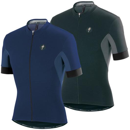 Specialized SL Merino Short Sleeve Jersey