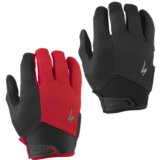 Specialized Body Geometry Sport Long Finger Glove
