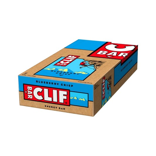 Clif Bar Energy Bar Box Of 12 X 68g Bars